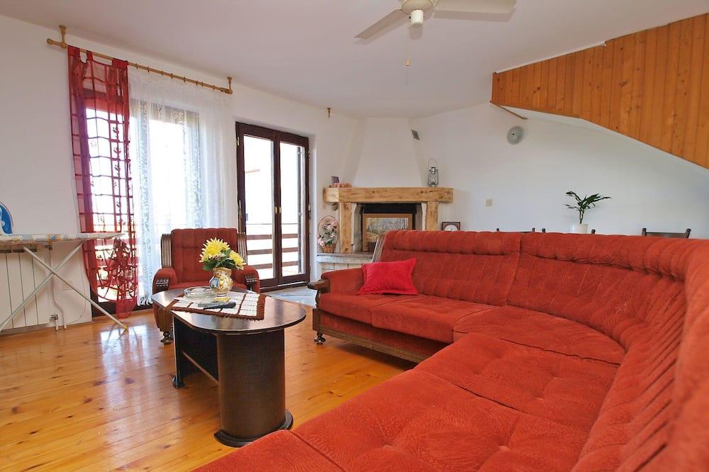 標準公寓, 4 間臥室 (603/1448) - 客廳