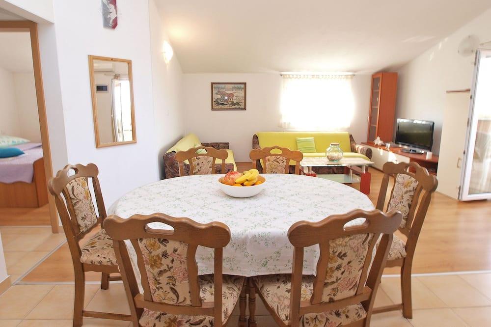 สแตนดาร์ดอพาร์ทเมนท์, 1 ห้องนอน (719/1674) - บริการอาหารในห้องพัก