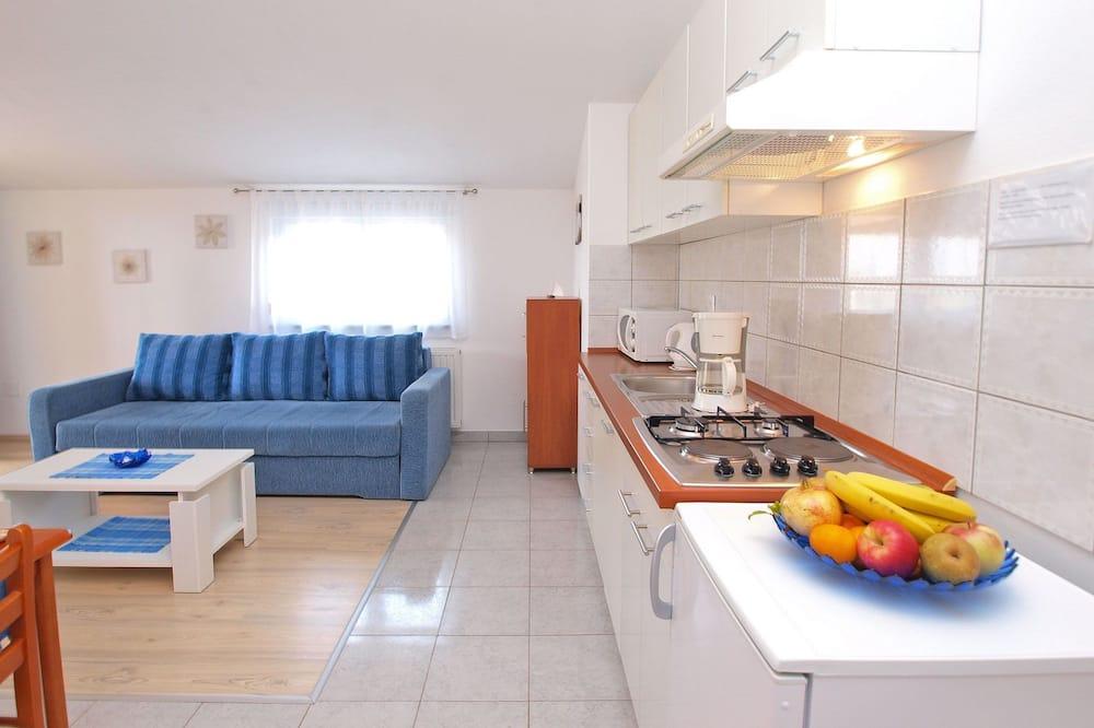 สแตนดาร์ดอพาร์ทเมนท์, 1 ห้องนอน (719/1675) - พื้นที่นั่งเล่น