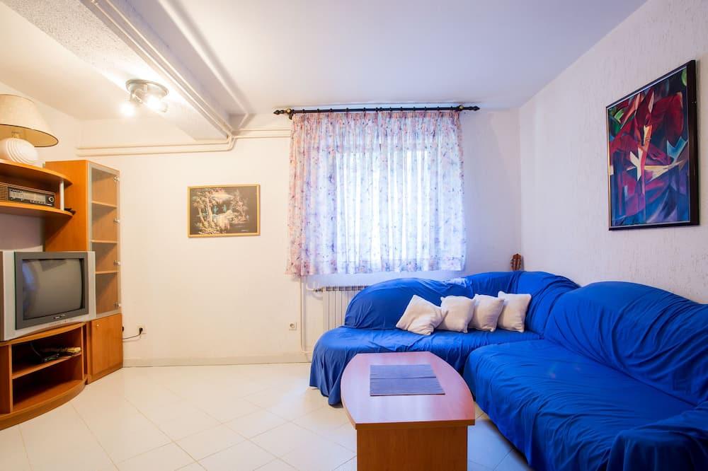 스탠다드 아파트, 침실 2개 (0210) - 거실