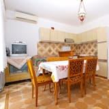 Standard külaliskorter, 3 magamistoaga (0267) - Einetamisala toas
