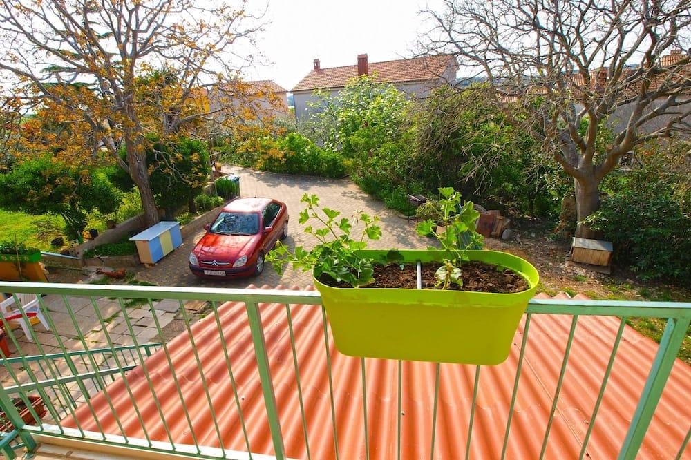 Standarta dzīvokļnumurs, viena guļamistaba (1318/12541) - Balkons