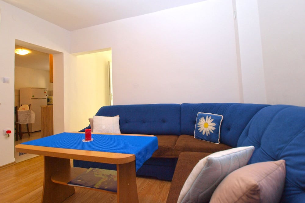 บ้านพักสแตนดาร์ด, 1 ห้องนอน (0348) - พื้นที่นั่งเล่น