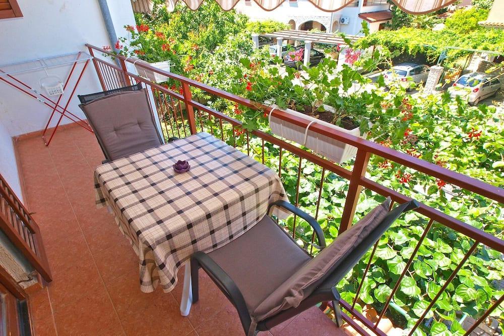 Standard Apartment, 1 Bedroom (0357) - Balcony