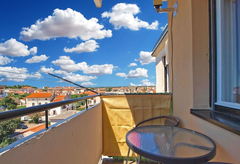 Apartment 1414, Pula, Appartement Standard, 2 chambres (0362), Balcon