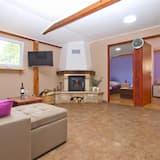 Standard ház, 2 hálószobával (0365) - Nappali rész