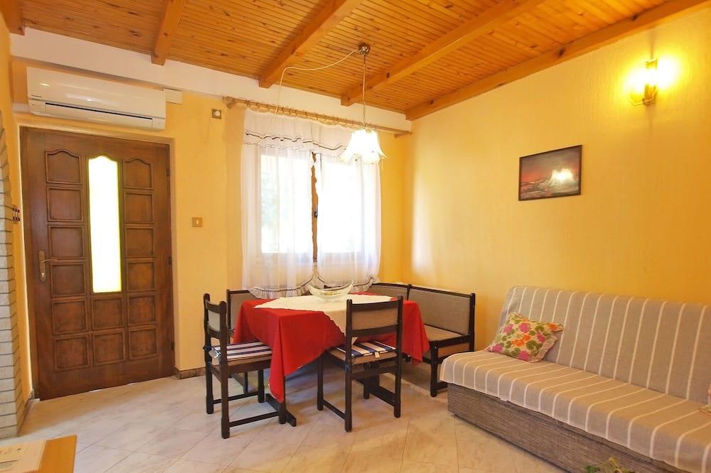 Standard külaliskorter, 1 magamistoaga (1457/13488) - Lõõgastumisala