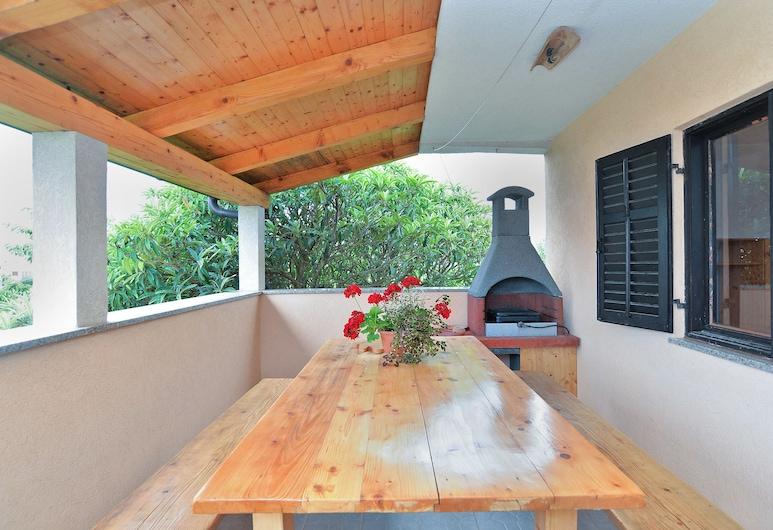 Apartment 1700, Fazana, Standard Apart Daire, 3 Yatak Odası (0456), Balkon
