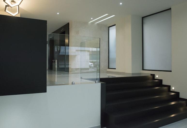 Mc Suites Mexico City, Mexico, Réception