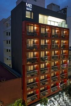 在墨西哥城的墨西哥城 Mc 套房酒店照片