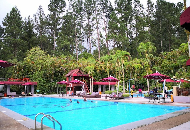MU Awana | Genting Golf Private Suite, Genting Highlands, Outdoor Pool
