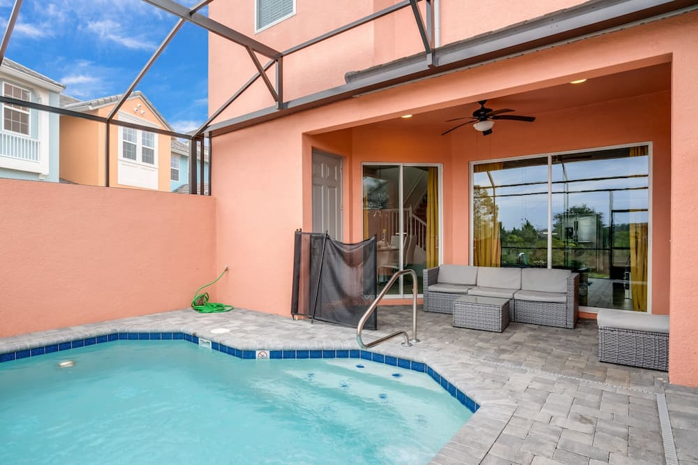 Townhome, 5 Bedrooms - Indoor Pool