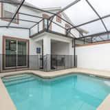 ทาวน์โฮม, 4 ห้องนอน - สระว่ายน้ำกลางแจ้ง