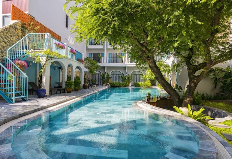Salmalia Boutique Hotel & Spa, Da Nang, Eksterijer