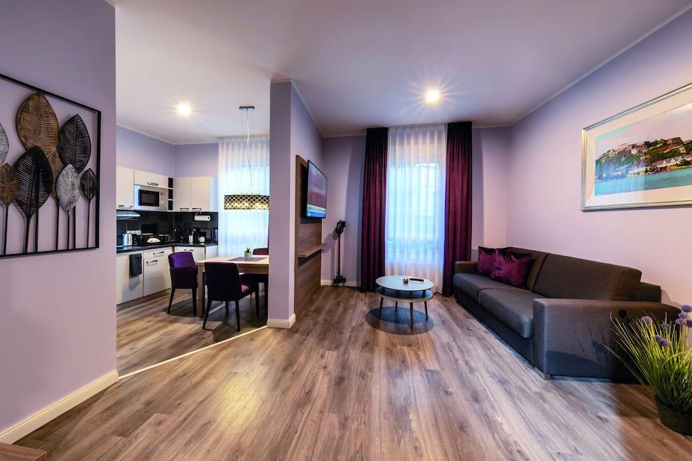 Kingsize-Apartment - Bilik Rehat