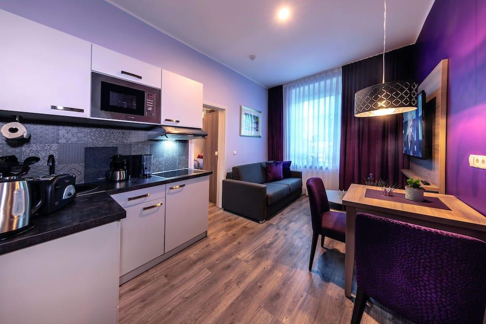 Princesize-Apartment - Ruang Tamu