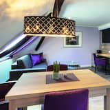 Kingsize-Apartment - Ruang Tamu