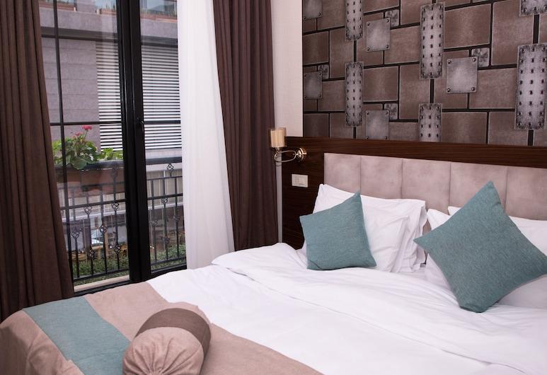 Auroom Hotel Baku, Baku, Kamer, 1 twee- of 2 eenpersoonsbedden, Kamer
