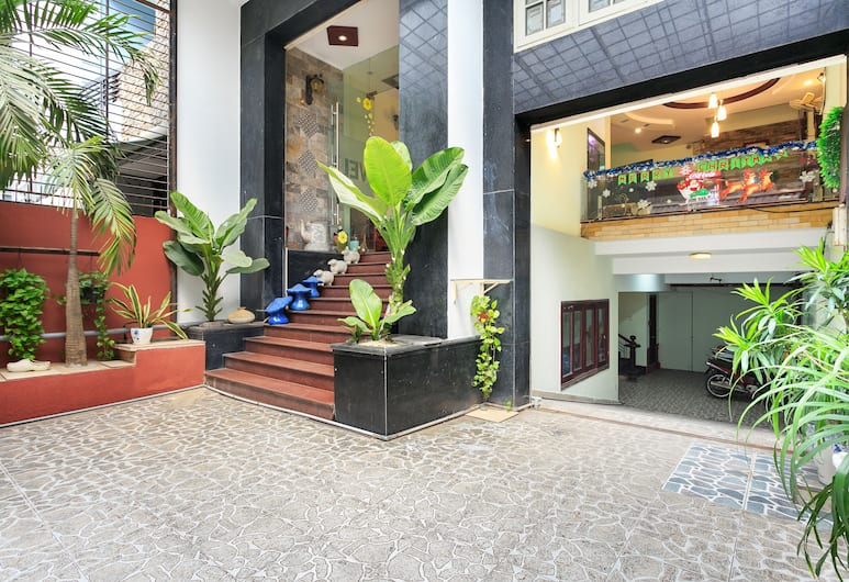OYO 161 Hoang Yen Nhi Hotel, Ho Chi Minh City, Exterior
