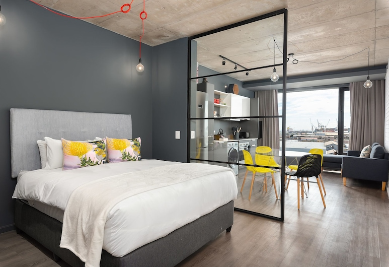 Wex1 Living - Serviced Apartments, Cape Town, Apartment, 2 Bedrooms, Room