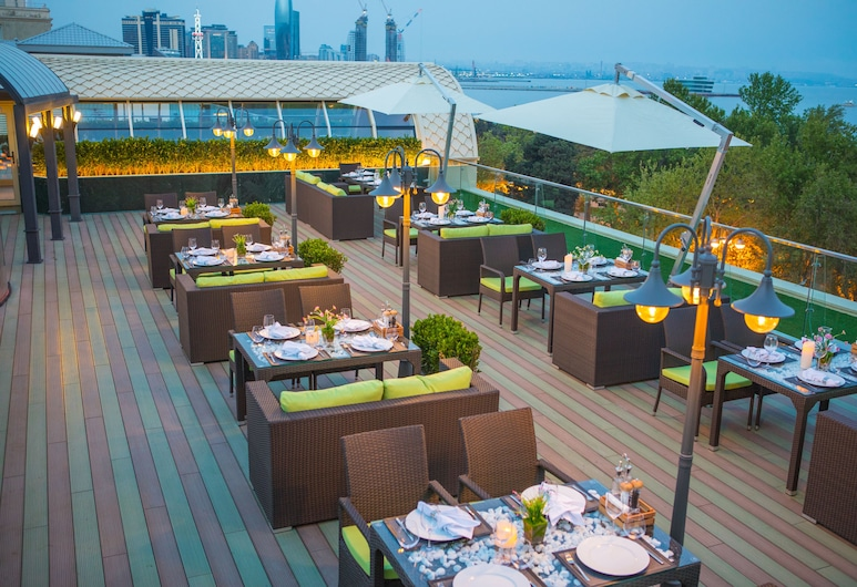 Promenade Hotel Baku, Baku, Terrace/Patio