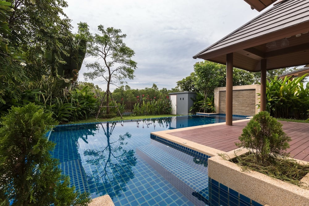 4-Bedroom Villa with Private Pool - Private pool