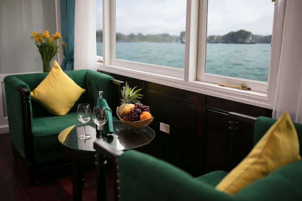 Suite Royal (Grand) - Vista spiaggia/mare