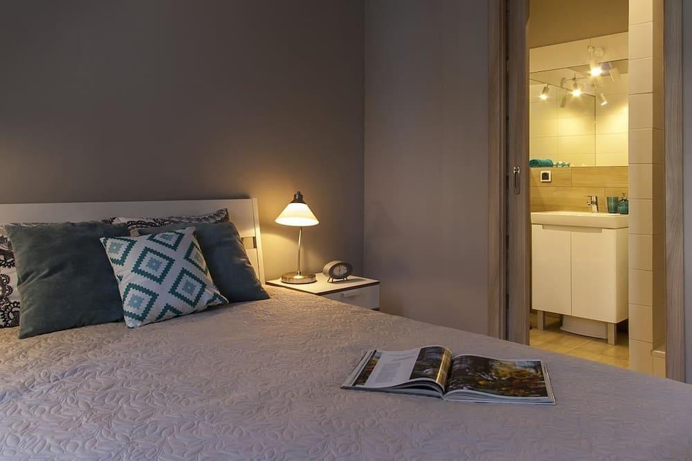 Dzīvokļnumurs, 1 divguļamā gulta (biale) - Numurs