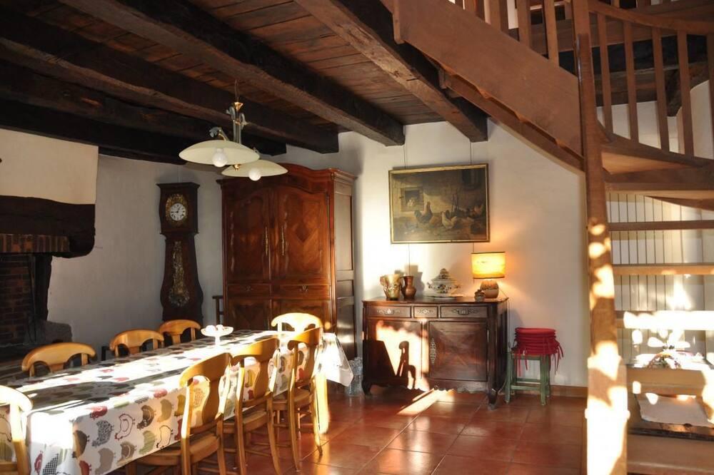 Családi szoba (Maturin) - Közös használatú konyha