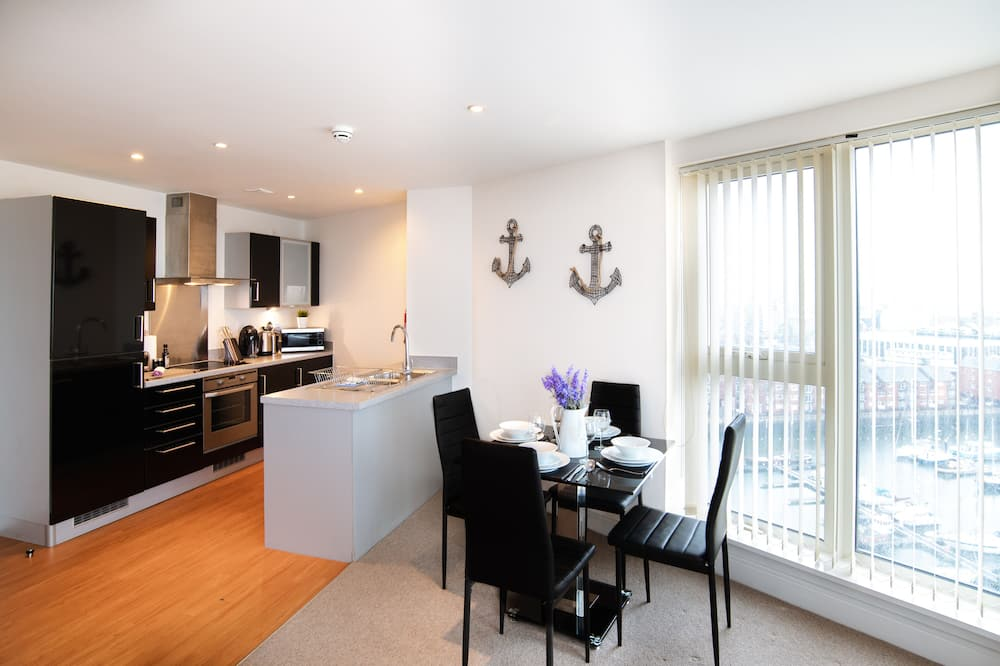 Luxury Apartment, 2 Bedrooms - Ruang Tamu