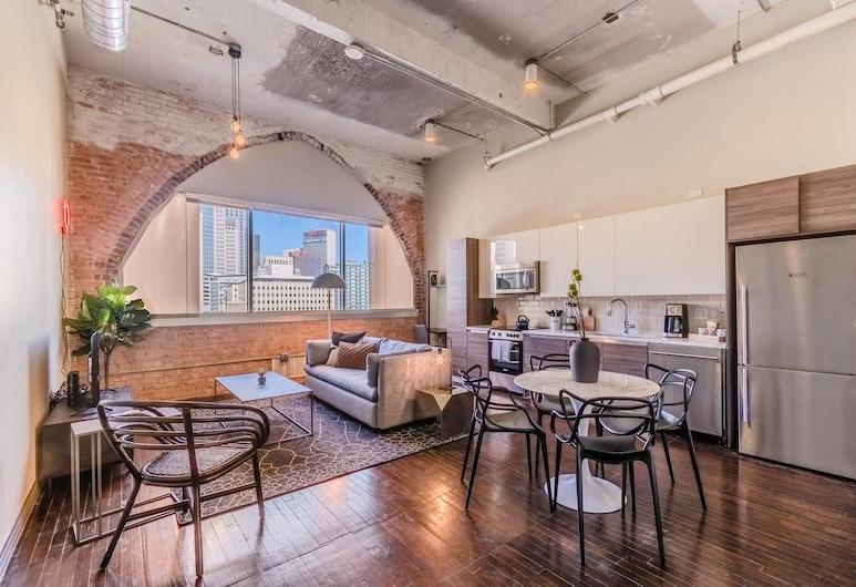Hip Loft in the Heart of Downtown Dallas, Dallas