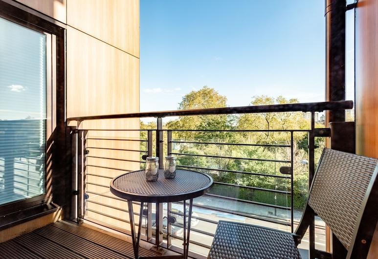 Platinum Apartments near Kennington Park, London, Apartment, 1 Schlafzimmer, Balkon
