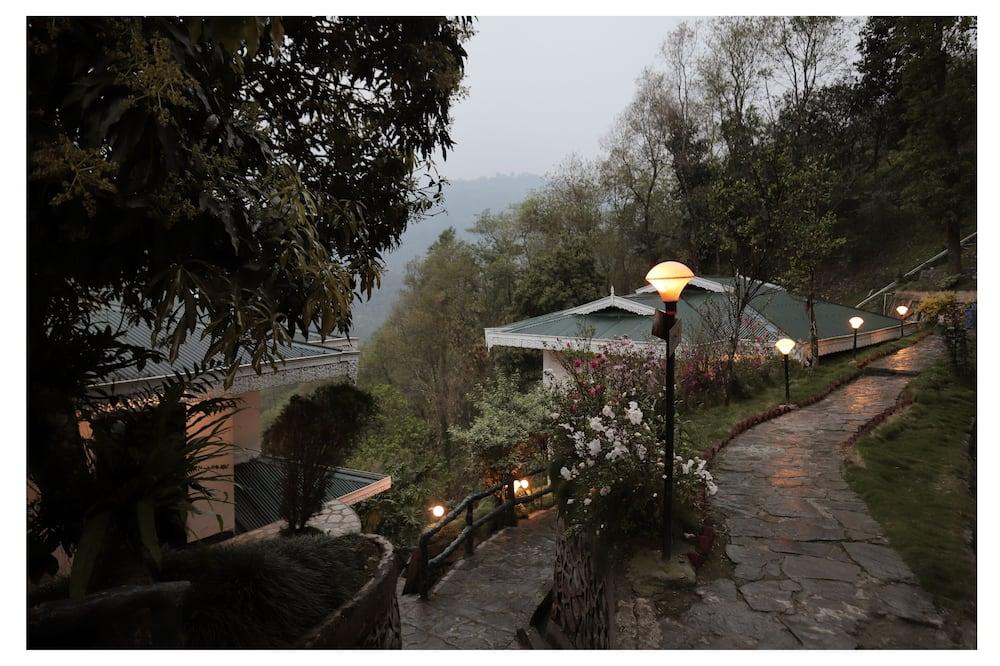 Pokój Classic, widok na dolinę - Ogród