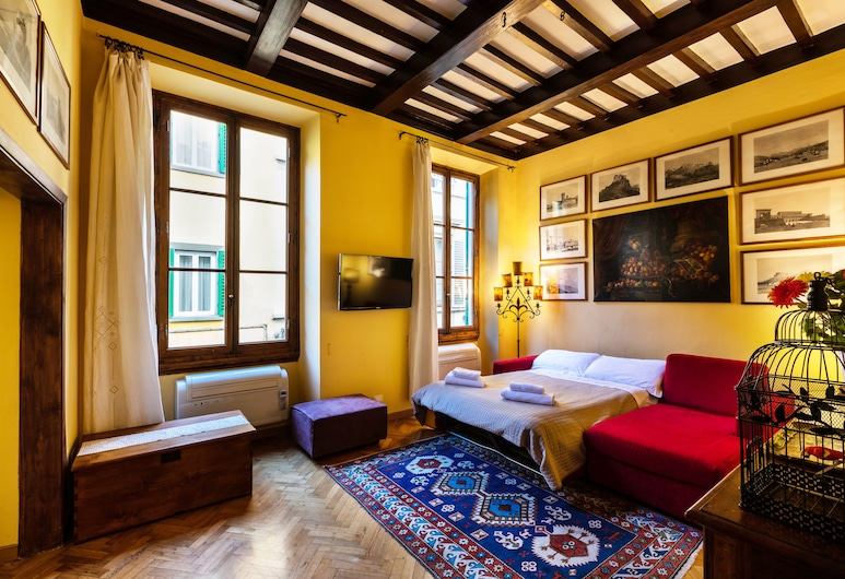 Appartamento il Sogno, Florence, Apartment, 1 Bedroom, Living Area