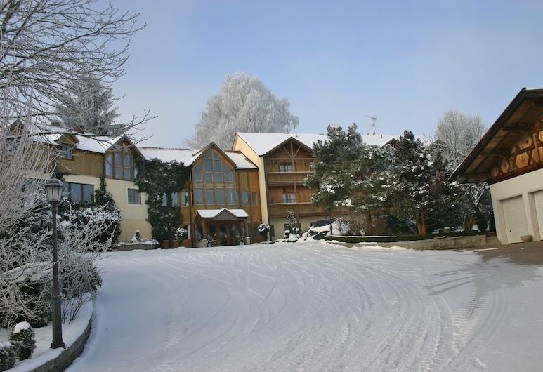 Hotel Habersaign, Furth im Wald, Hotelfassade