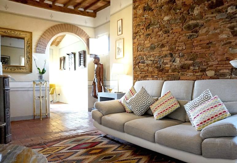 San Francesco Luxury, Lucca, Apartamento, Sala de Estar