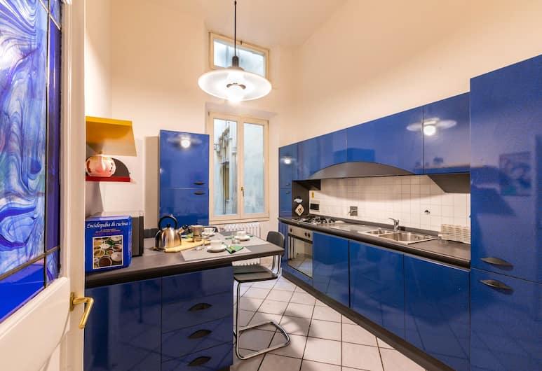 Via Guelfa - Ampio Appartamento, Florence, Apartment, 2 Bedrooms, Private kitchen
