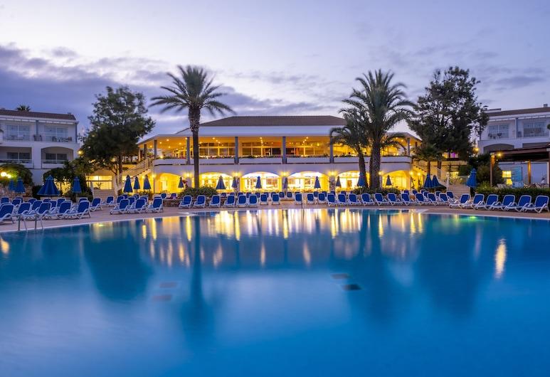公主海灘公寓酒店, 休塔德利亞德梅諾爾卡
