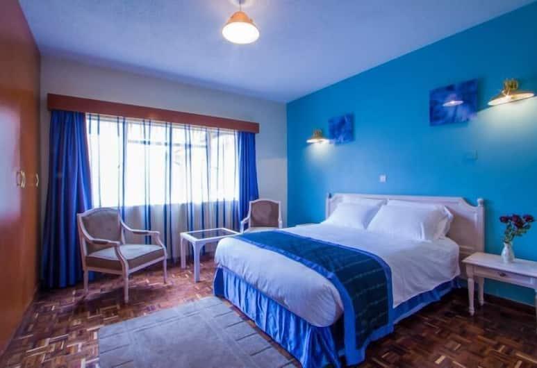 Fahari Palm Guesthouse, Nairobi, Executive Double Room, Guest Room