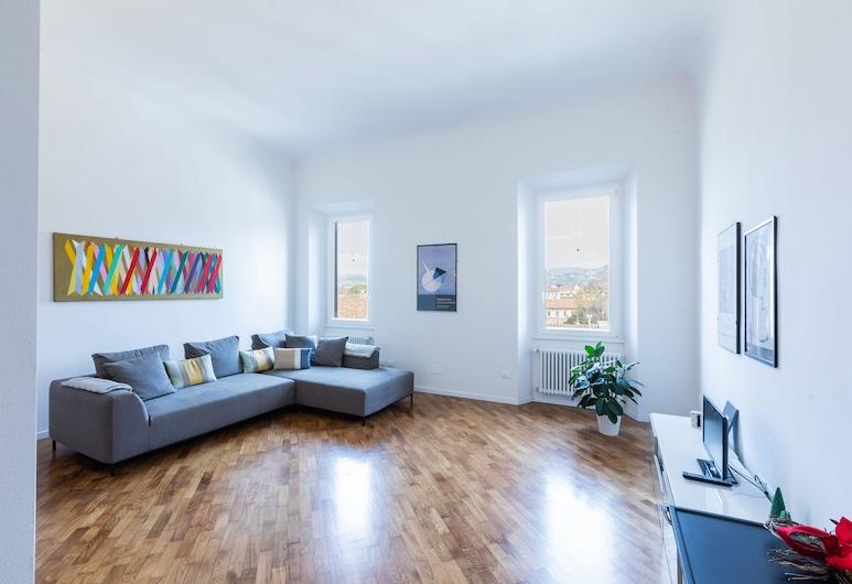 Appartamento il Prato, Florence, Appartamento, 2 camere da letto, Area soggiorno