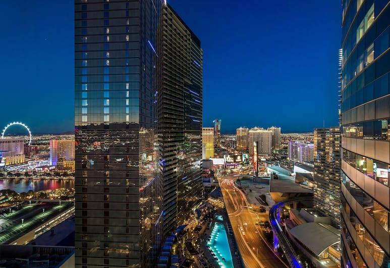 Secret Suites at Vdara, Las Vegas, Executive sviit, 1 ülilai voodi ja diivanvoodi, suitsetamine keelatud, vaade järvele, Välisilme