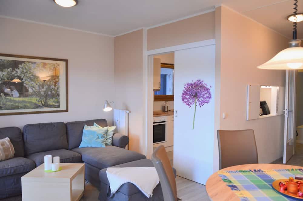 Departamento (incl. Service 12€ & Cleaning 65€) - Sala de estar