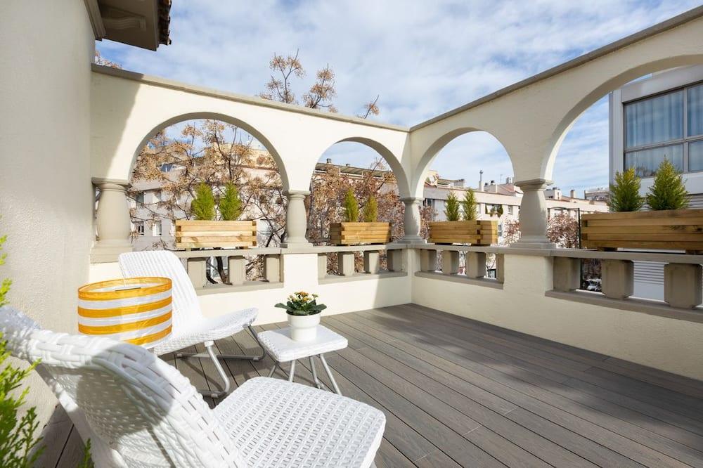 Suite Basic, teras, pemandangan kota (Suite Zamenhof) - Pemandangan Kota