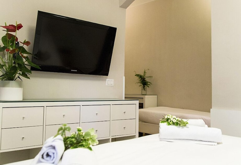 羅馬小屋民宿, Rome, 高級三人房, 獨立浴室 (Green), 客房