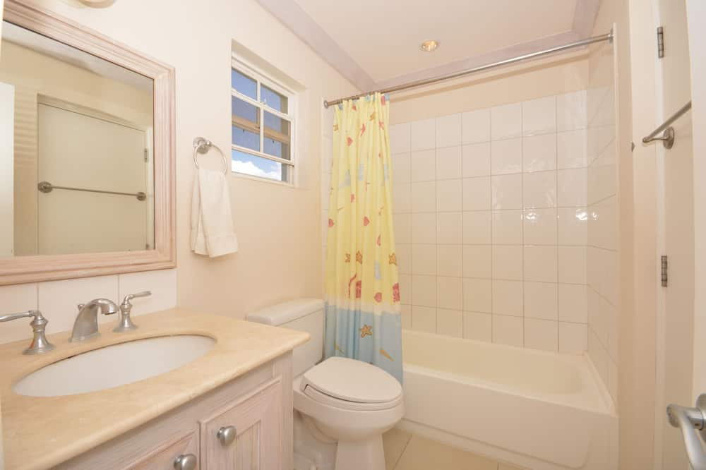 Deluxe Διαμέρισμα, 2 Υπνοδωμάτια, Μη Καπνιστών - Μπάνιο