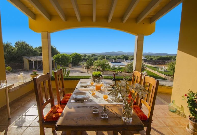 Villa Son Confit, Campos, Vila, 3 kamar tidur, kolam renang pribadi, Teras/Patio
