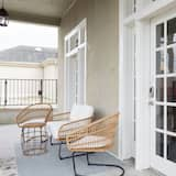 Premium Suite, 3 Bedrooms, Balcony - Balcony