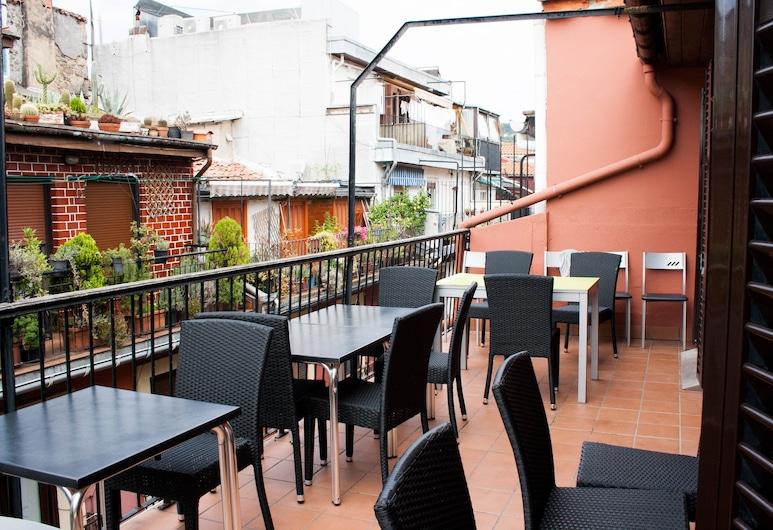 Hostel San Fermin, San Sebastian, Terrace/Patio