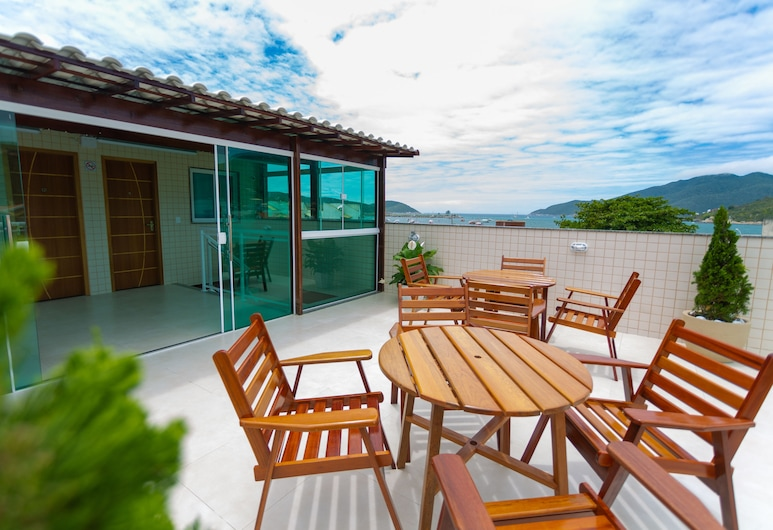 Pousada Nascer do Sol, Arraial do Cabo, Deluxe Room, Terrace/Patio