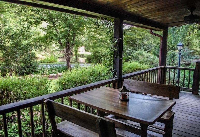 Bear Lake Lodge, Blue Ridge, Namas, Balkonas